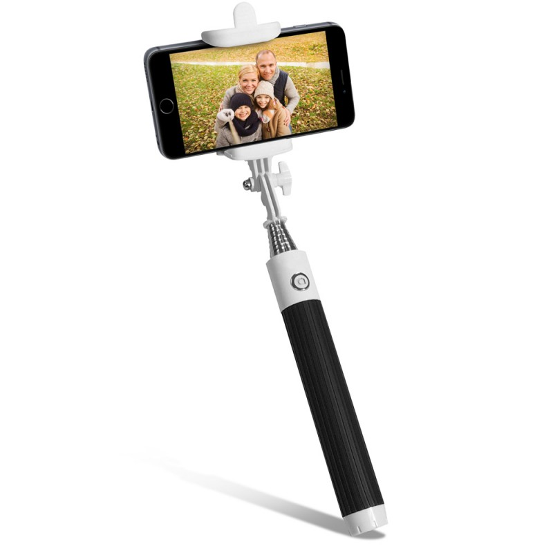trands light weight bluetooth selfie stick tr shd003 trands international. Black Bedroom Furniture Sets. Home Design Ideas